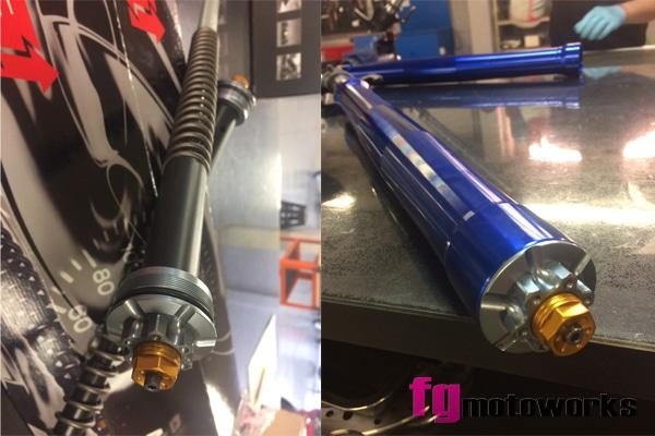 Yamaha MT-09 Tracer Kit Advance Andreani-Ohlins, Fgmotoworks